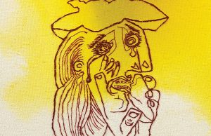 Unspeakable-(picasso-crying-woman)-detail