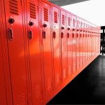 School Lockers, Photo: SickestFame / Flickr