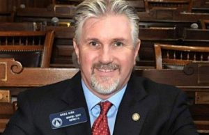 Sen. Greg Kirk - Photo: Georgia State Senate.