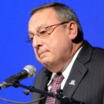 Paul LePage - Photo: Matt Gagnon, via Wikimedia.
