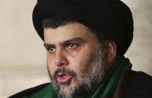 Radical cleric Muqtada al-Sadr - Photo: Sdfahm0, via Wikimedia.