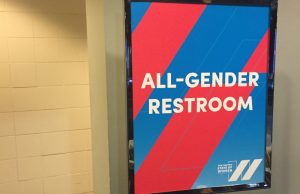 All Gender Restroom Sign, Photo: Ted Eytan, Flickr