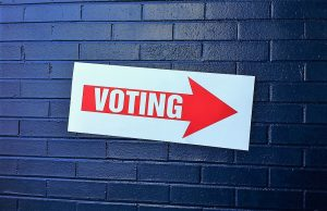 Voting, Photo: justgrimes / Flickr