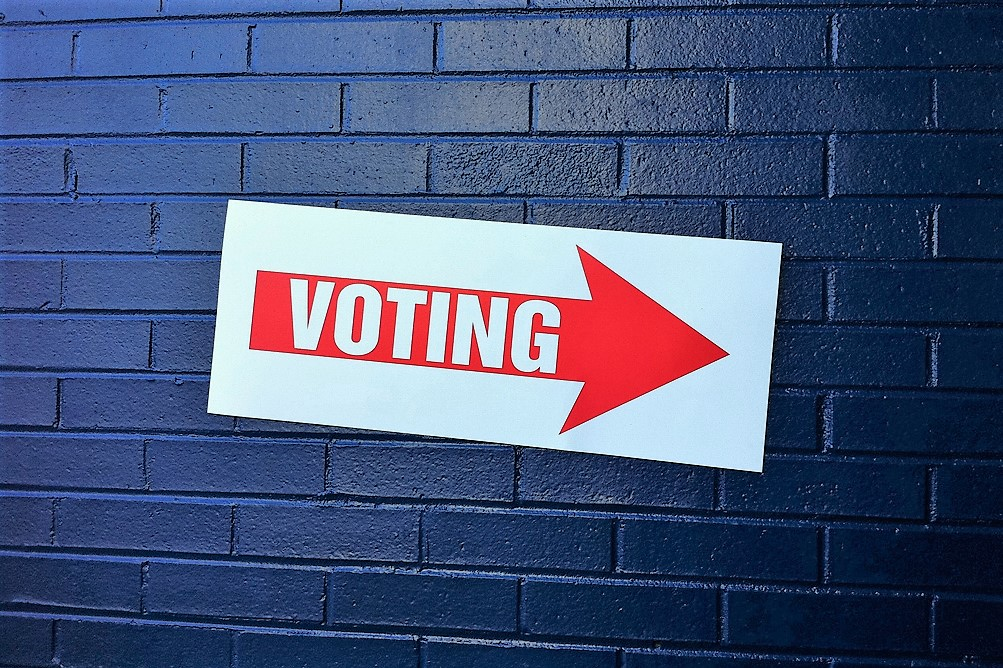 Voting, Photo: justgrimes / Flickr
