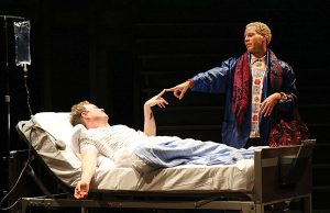 Angels in America: Millennium Approaches -- Danisha Crosby