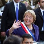 Michelle Bachelet - Photo: Cuidro, via Wikimedia.