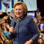 Hillary Clinton - Photo: Zachary Moskow, via Wikimedia.