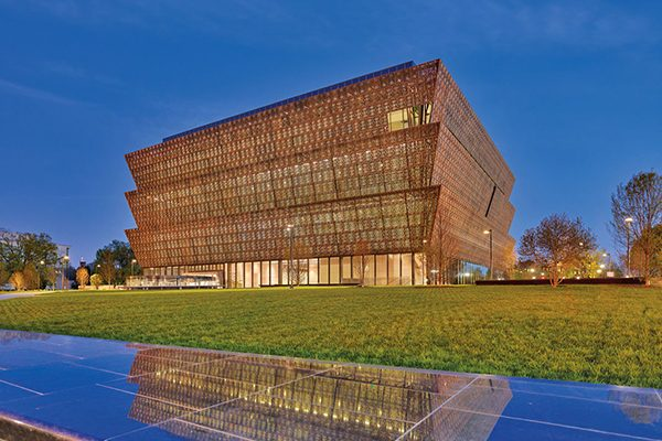 National Museum of African-American History & Culture -- Photo: Alan Karchmer / NMAAHC