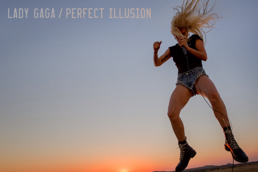 Lady Gaga Returns With New Single Quot Perfect Illusion