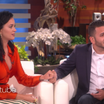 Katy Perry and Tony Marrero, Photo: The Ellen DeGeneres Show