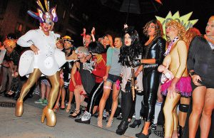 High Heel Race -- Photo: Ward Morrison