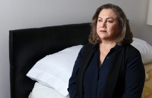 Kathleen Turner, Photo: Tony Powell