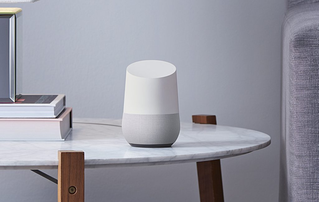 Google Home, Photo: Google