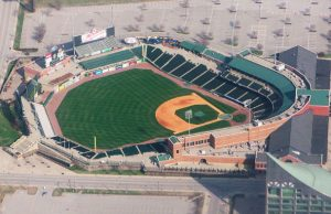Louisville Slugger Field - Photo: Ron Reiring, via Wikimedia.