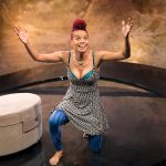 Motherstruck at Studio: Staceyann Chin -- Photo: Daniel Corey