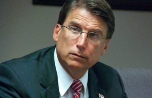 Pat McCrory - Photo: Hal Goodtree, via Wikimedia.