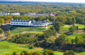 Trump's Pine Hill golf course - Photo: Trump National Golf Club Philadelphia.