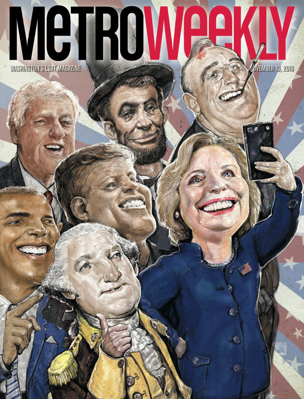 The cover we wish we'd been able to use, Illustration by Scott G. Brooks