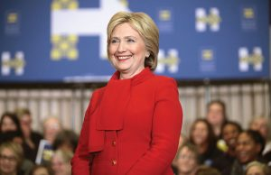 Hillary Clinton -- Photo: Gage Skidmore