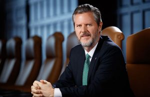 Jerry Falwell Jr. - Photo: Liberty University.