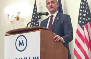 Evan McMullin - Photo: Sterling32157, via Wikimedia.