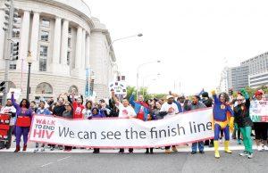 Whitman-Walker-Healths-Walk to End HIV -- Photo: Ward Morrison