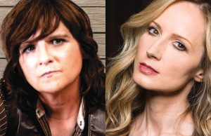 Amy Ray and Chely Wright