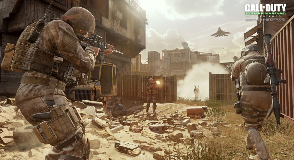 Modern Warfare Remastered 1.05 Patch Notes (21st November)