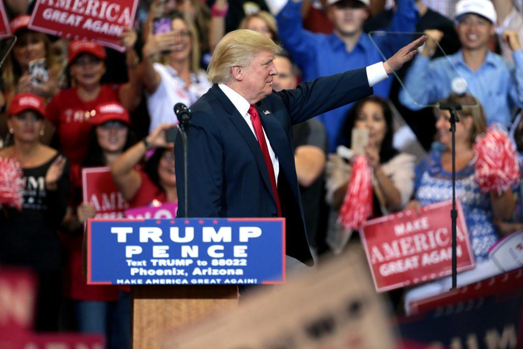 Donald Trump, Photo: Gage Skidmore / Flickr