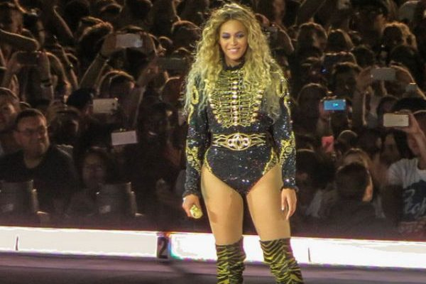 Beyonce in concert in Brussels - Photo: Franklin Heijnen, via Wikimedia.