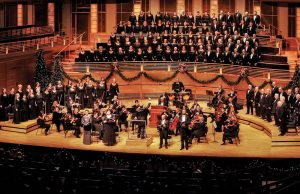 National Philharmonic at Strathmore: Handel's Messiah -- Phtoo: Chuck Lee