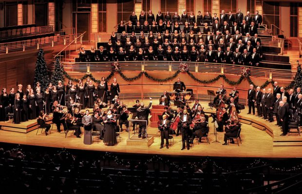 National Philharmonic at Strathmore: Handel's Messiah -- Phtoo: Chuck Lee