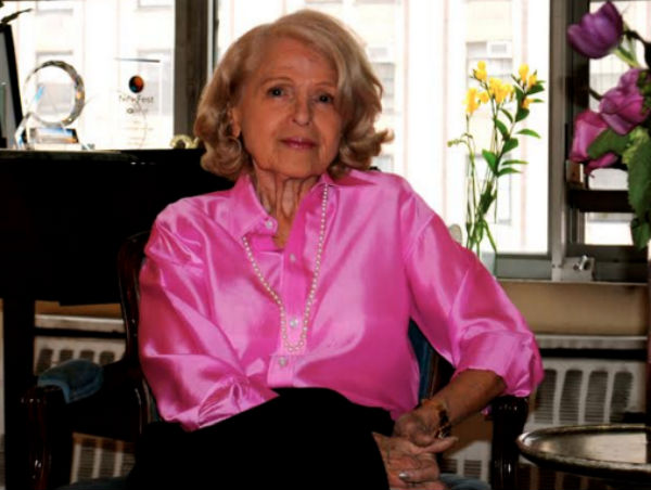 Here's What To Know About Edith Windsor, Who Helped Legalize Gay Marriage