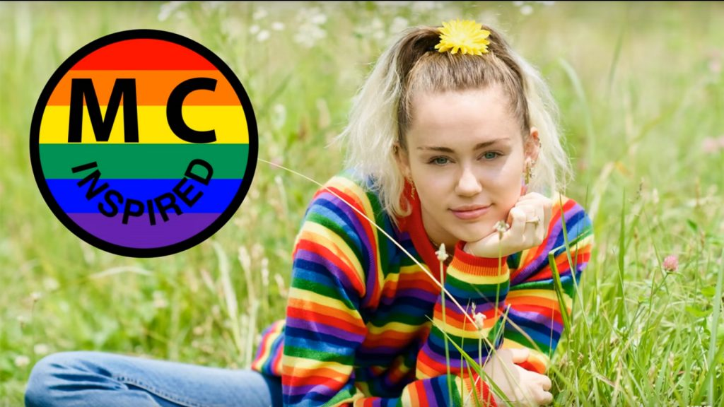 Miley's New Song 'Inspired' Pays Tribute to Dad Billy Ray Cyrus (Audio)