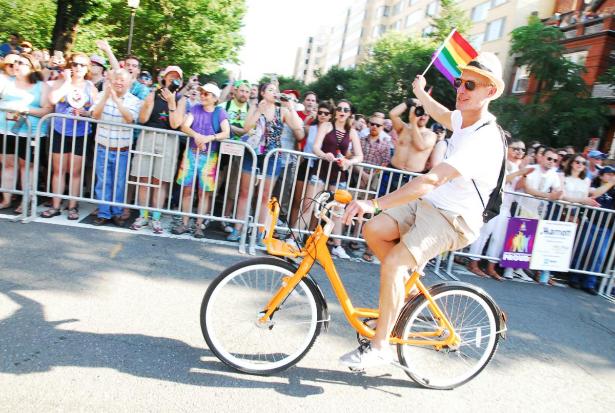 Photos: 2017 Capital Pride Parade