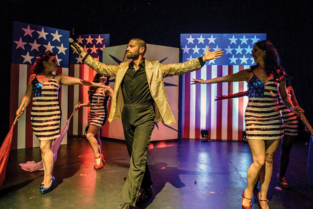 The return of America the Game Show - Metro Weekly