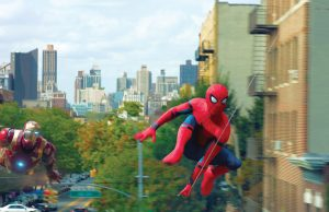 Spider-man: Homecoming -- Photo courtesy Columbia Pictures
