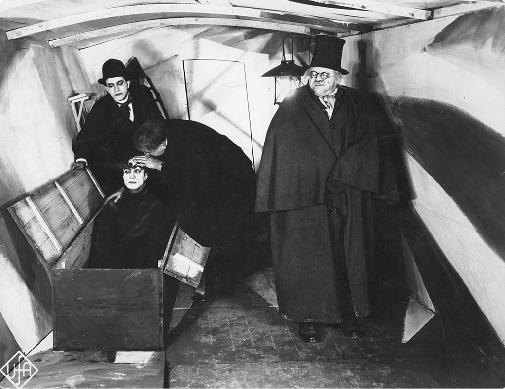 Killer sleep the cabinet of dr caligari gets a singular score metro weekly - The cabinet of dr caligari ...