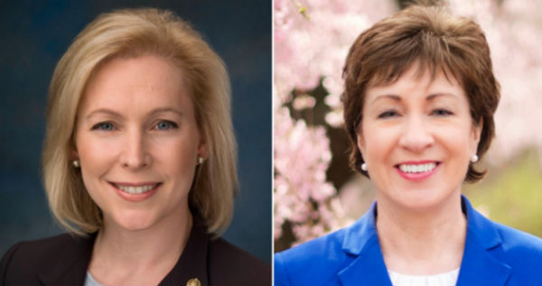 Two senators want to block the transgender military ban in Congress