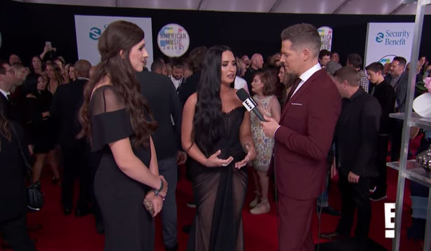 Who Is Demi Lovato's Openly Transgender AMAs Date Danica Roem?