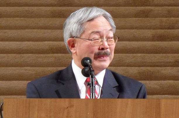 Bill Clinton 'saddened' by loss of friend, Mayor Ed Lee,
