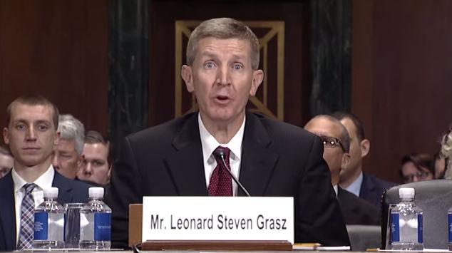 Senate confirms Trump judicial pick Grasz