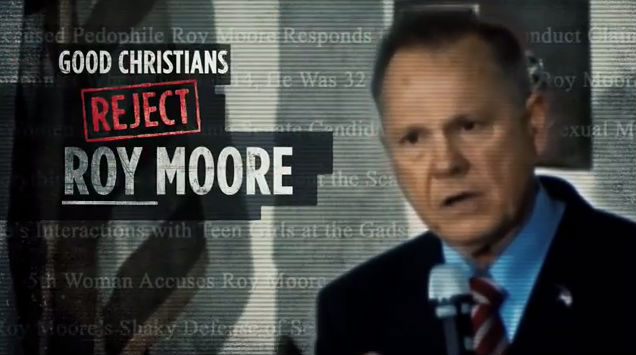 Roy Moore loses lead after sex misconduct allegations