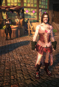 'Fable 2' is a rare game that makes being gay a natural part of a gaming world.