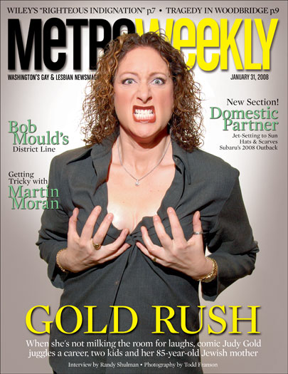 Gold Rush: Judy Gold (January 31, 2008)