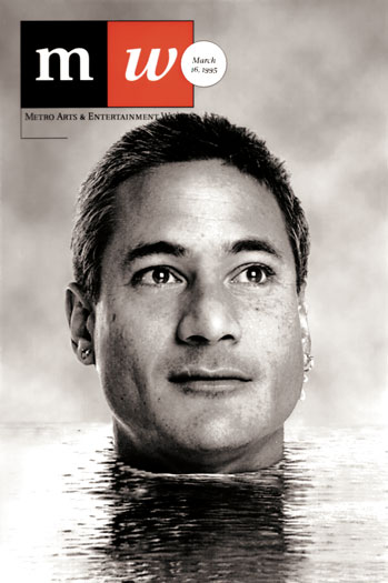 Greg Louganis (March 16, 1995)