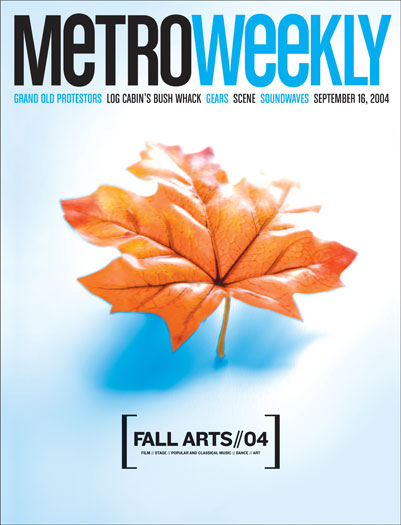 Fall Arts '04 (September 16, 2004)
