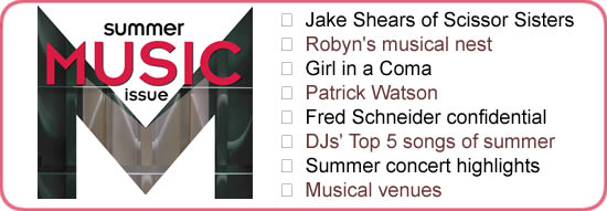 The Top 5 Songs of Summer 2012 - Metro Weekly