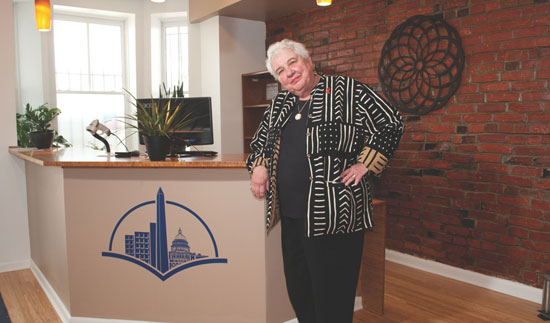 Pat Hawkins of Capital City Care
