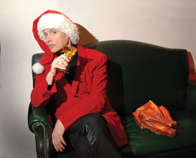 John Waters Christmas.A John Waters Christmas Returns To The Birchmere Metro Weekly